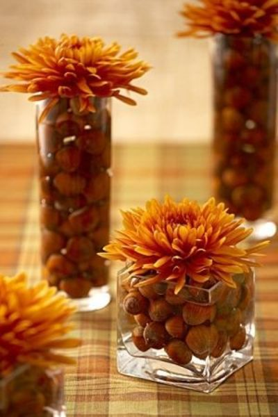 Fall Thanksgiving Simple Table Decor Thanksgiving Ideas