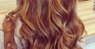 Natural caramel Brown hair color with honey blonde highlight ...