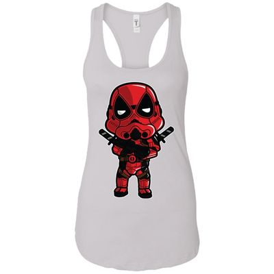 Deadtrooper - Movies Art - Women's Racerback Tank Top $9.97