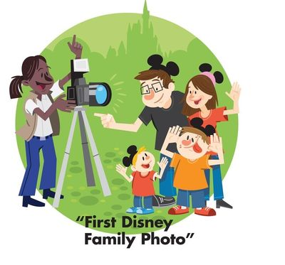 LOVE thisTip: Use Disney PhotoPass Service whenever possible. This way you will have photo proof that the entire family was on vacation. WE LOVE OUR PHOTOS FROM OUR TRIP! Click to learn more: http://di.sn/b7x