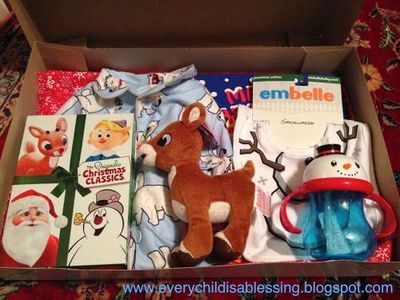 christmas eve box for kids or make one for the whole family open on christmas - Christmas Eve Snacks