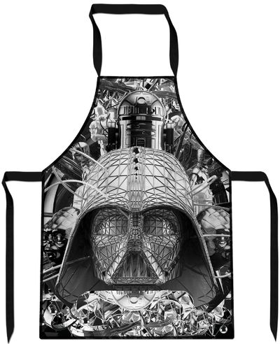 Digital Empire B&W Cooking Apron $29.99