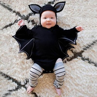 Baby Girl Clothes Boy Clother Newborn Kid Halloween Cotton ...