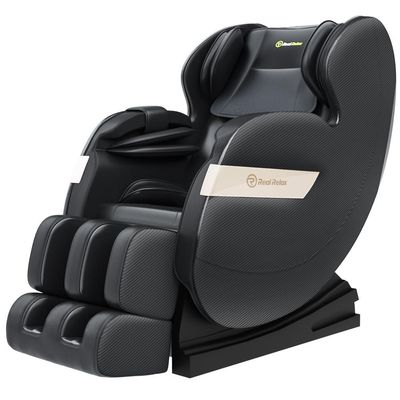 zero gravity full body massage chair with bluethooth foot roller and heating. For Back Heat Therapy order today with best offer https://realrelaxmassage.com/products/favor-03-full-body-shiatsu-massage-chair-recliner-by-real-relax