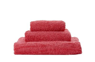 Super Pile Grenadine Towels by Abyss and Habidecor $20.00