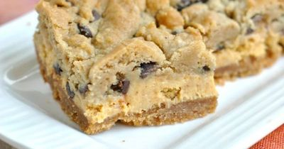 The most delicious layered cookie bars you'll eat this year! Graham ...