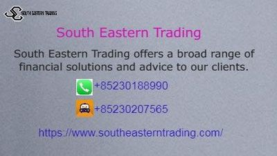 South Eastern Trading offers a broad range of financial solutions and advice to our clients. Services like investment banking, private wealth management, asset management, stockbroking and more.