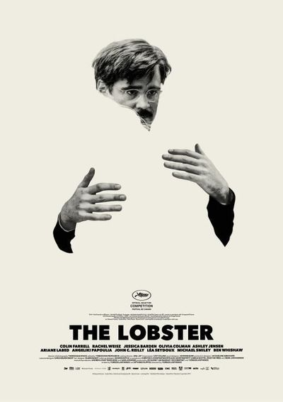 The Lobster Poster / The 20 Best Movie Posters Of 2015