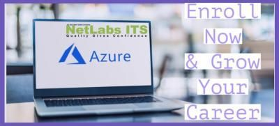 Microsoft Azure Training by NetLabs ITS Online In-Depth Blended Learning from IT Professionals Weekend Batches Enroll Now & Grow Your Career For More Details, Call on 9267916811 or visit https://bit.ly/3gK76p https://bit.ly/2PxE9DK https://youtu...