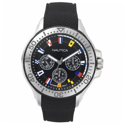 NAUTICA WATCHES MOD. AUCKLAND NAPAUC009 $160.00