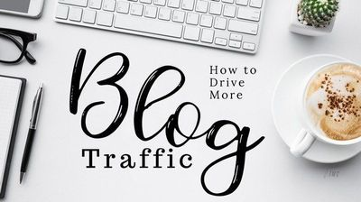 You do not have to be a marketing guru to put bring exposure to your blog. Here are ten ways to increase your blog traffic like a professional marketer.