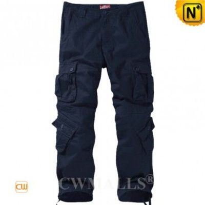 Casual Pants | Mens Golf Cargo Pants CW109005 | CWMALLS.COM