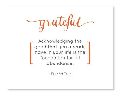 eckhart tolle quotes | this november, i am grateful - a creative buzz