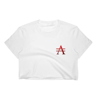A=A Women's Crop Top $25.00