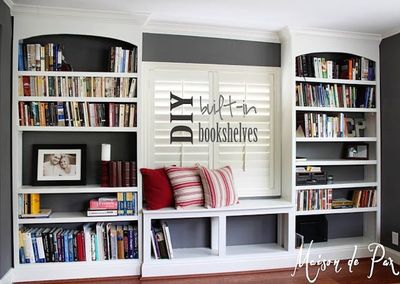 Collection of 19 tutorials and tips from bloggers. Great DIY do-it-yourself project ideas, inspirational photos, step by step tutorials, and tips.