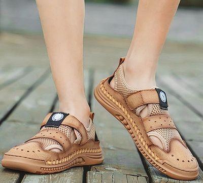 Summer Casual Beach Leisure Men's Shoes,NEW,on Sale! More Info:https://cheapsalemarket.com/product/summer-casual-beach-leisure-mens-shoes/