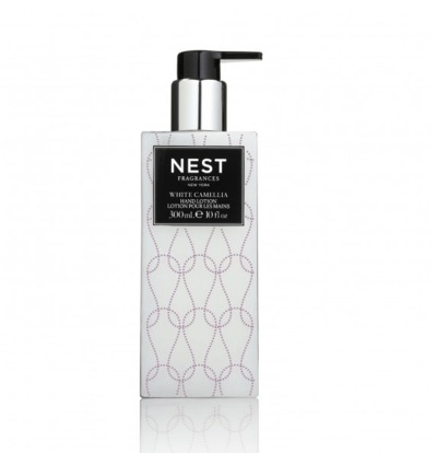 White Camellia Hand Lotion by Nest $24.00