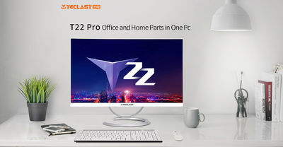 Teclast T22 Pro ALL IN ONE AIO Desktop PC Mini PC With Thin Mini H110 Motherboard