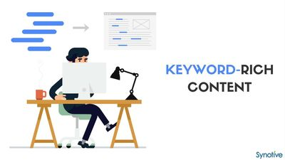 Have keyword-rich content