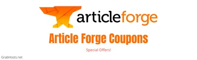 Article Forge Coupon [2020 Updated]