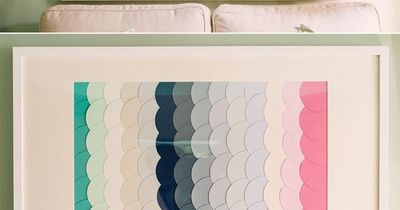 DIY Wall Art Projects - Sunlit Spaces. Artwork can be really expensive, but it can add so much style and fun to a room. If you're looking for a focus piece for a room or just want to cover a blank spot on the wall, make your own work of art to put o...