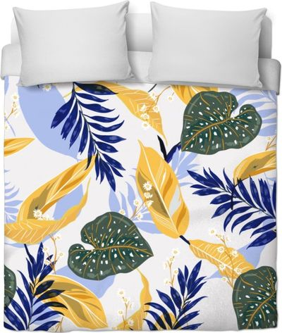 ROB Vacation Duvet Cover $120.00