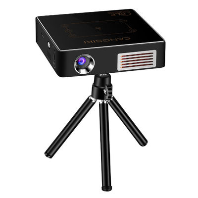 CSQ C9PLUS-T DLP Projector Android 7.1.2 Touch Screen Projection 150 ANSI Lumens Suport 4K Wireless Portable Projector