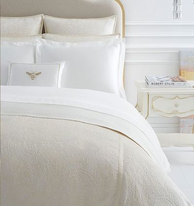 Giza 45 Seta Bedding by Sferra $1395.00
