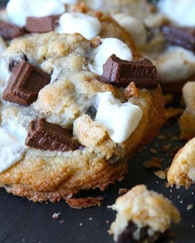 Smore's Cookies