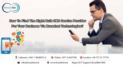 Finding the right Bulk SMS service provider for your business is not that much easy as we all think . So you must visit our website