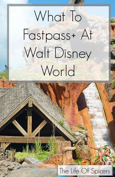 Are you thinking of booking your Fastpasses for Walt Disney World? Do you know what to Fastpass? I talk you through my preferred choices.