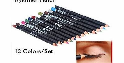 Richy Shiny Eye Make up Eyeliner Pencil Waterproof Eyebrow Beauty Pen Eye Liner Lip Sticks Cosmetics Eyes Makeup No description (Barcode EAN = 0891995248788). http://www.comparestoreprices.co.uk/eye-make-up/richy-shiny-eye-make-up-eyeliner-pencil-...