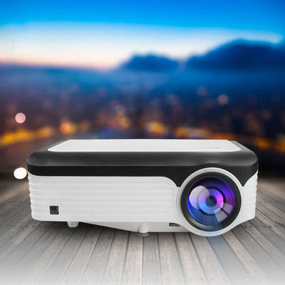 CRE X2001 LCD Projector FULL HD 1080P Portable LED Mini Projector 1920x1080 200-inch Video For Home Theater Game Movie Cinema Basic Version