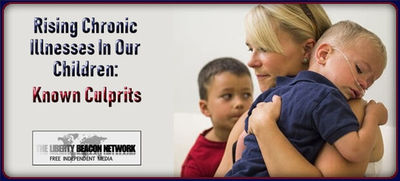 Rising chronic health problems in children causes.