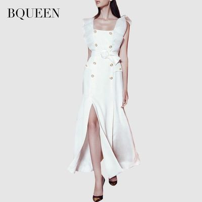 High-end dresses fall 2017 temperament dress long slim dresses H2419 - Bonny YZOZO Boutique Store