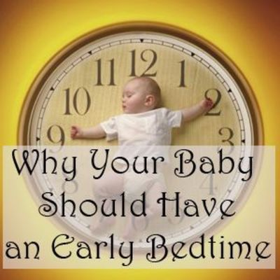 The surprising benefits of setting an early bedtime to help your little one sleep through the night.