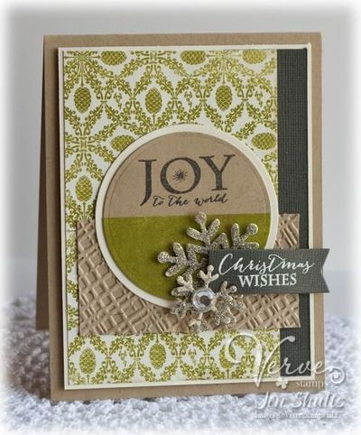 Joy To The World by deconstructingjen - Cards and Paper Crafts at Splitcoaststampers