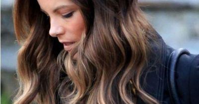 dark ombre-maybe this winter since I found a great person who does hair? May not be able to pull it off but it might be fun...