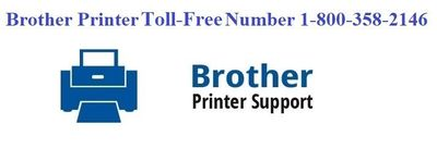 Brother Printer well known as eye-catching design and unique functionally is turning into a day-to-day need for the people as well as for the companies. And for more information user can contact Brother Printer Toll-Free Number 1-800-358-2146. Technician ...