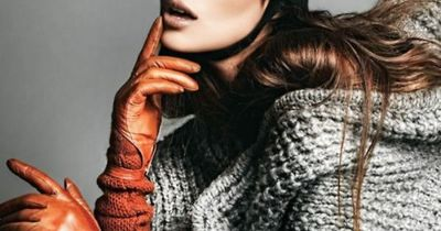 wunderknit: Iliana Papageorgiou by Costas Avgoulis for Vogue Hellas October 2011