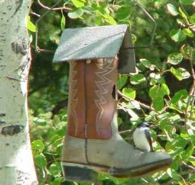how to turn boots into cowboy boots