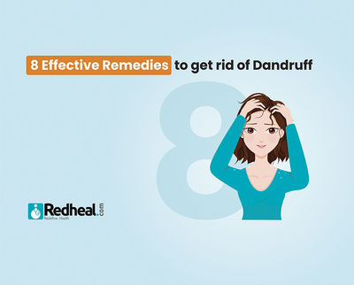 Dandruff is one of the most common skin issues that can make you uncomfortable and conscious. Check our latest blog article for quick yet effective remedies to fight it.