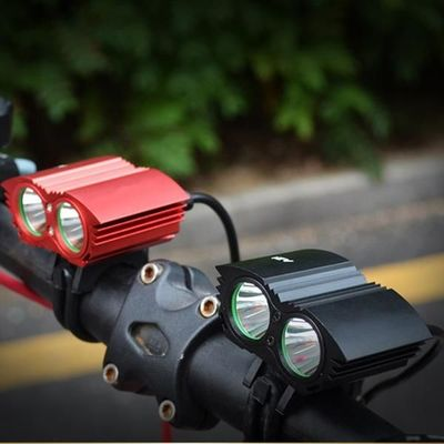 PRO BICYCLE FRONT LIGHT - LED