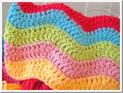 Beginner Crochet Ripple Afghan Pattern : quick beginner crochet afgans CROCHET RIPPLE BLANKET ...