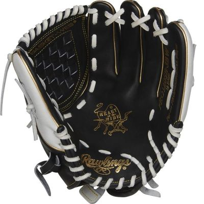 Rawlings Heart of the Hide 12in Softball Glove LH-Black $304.39