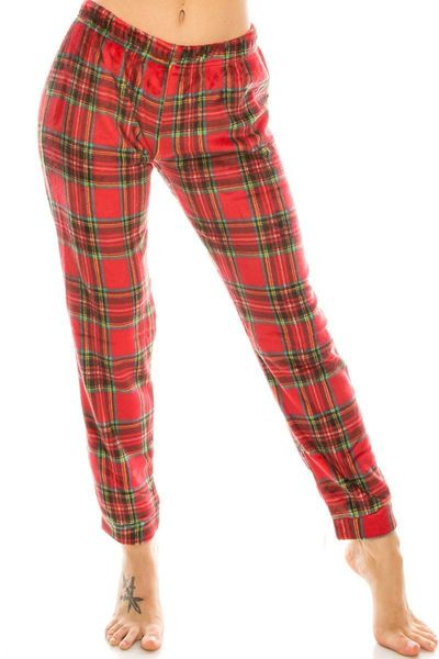 Flannel Pj Pants $14.51