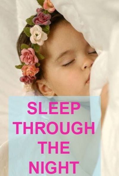 A complete guide to teaching your baby to sleep through the night (for babies >2 months old).