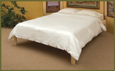 Organic Cotton Duvets and Wool Comforters