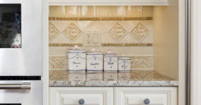 Hide the ugly microwave in a cabinet and save counter space