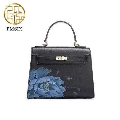 Pmsix 2017 brand leather new split leather women designer bag fashion shoulder bag P120063 $108.35